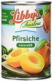 Libby´s Pfirsiche halbe Frucht, 6er Pack (6 x 240 g)