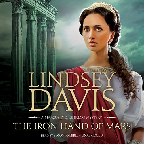 The Iron Hand of Mars audiobook cover art