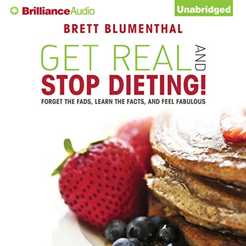 Get Real and Stop Dieting! cover art