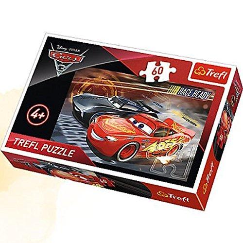 Puzzle Disney Car 3-60 pièces