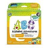 LeapFrog 460603 Alphabet Adventures Activity Book 3D,...