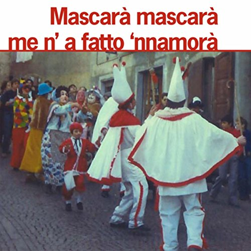 Tarantella cantata accompagnata da ciaramella