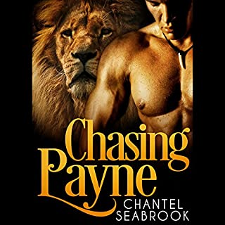 Chasing Payne audiobook cover art