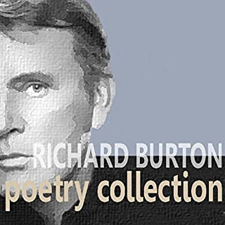 The Richard Burton Poetry Collection audiobook cover art