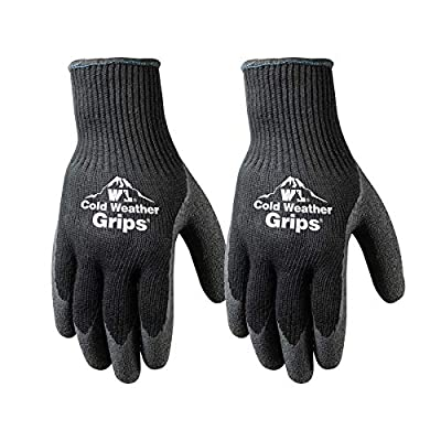 Cold Weather Latex Work Gloves