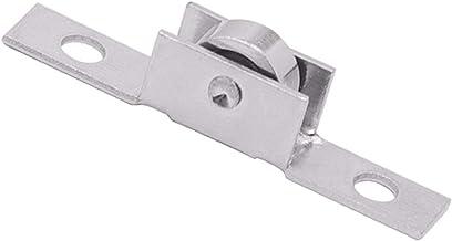 SCSY SSB-JIAJUPJ 40 stuks zilver glijlager rol wiellager 10 mm wiel