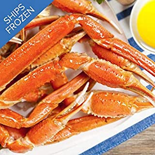 Cameron's Seafood Snow Crab Legs- 9 pounds