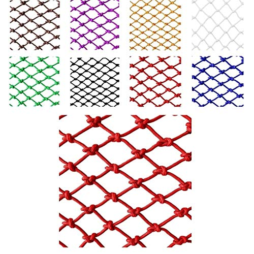 Lowest Prices! YX Decorative Net Children Safety Netting - Staircase Balcony Protective Safety Net D...