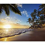 murando - Fotomurali 400x280 cm Carta da parati sulla fliselina - Carta da parati in TNT - Quadri murali XXL - Fotomurale spiaggia c-B-0078-a-a