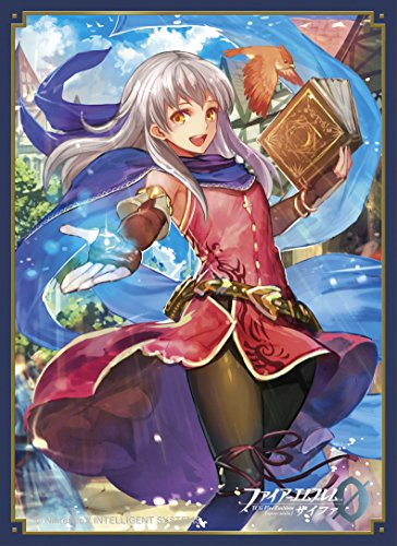 Fire Emblem 0 Cipher Micaiah Morning Mist Trading Character Sleeve Card Game Anime FE 64 image