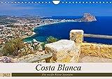 Costa Blanca - Die weiße Küste Spaniens (Wandkalender 2022 DIN A4 quer)
