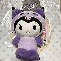 上野 パンダの着ぐるみマスコットホルダー クロミちゃん