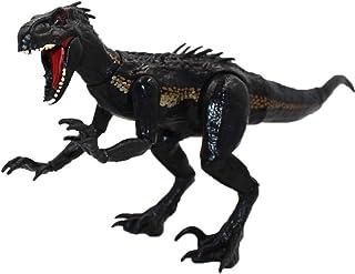 Jurassic Dinosaurs Toy, Jurassic World Indoraptor Modelo dinosaurio Figura acción móvil articulada Juguetes dinosaurios pa...