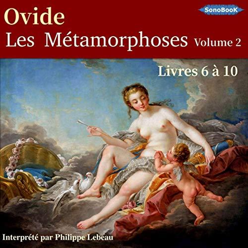 Couverture de Les Métamorphoses d'Ovide 2