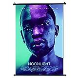 Barry Jenkins Moonlight Poster, Filmstar Scrolls Poster,