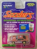 Sizzlers Rechargeable Motorized Racers 1989 Whistler Mustang