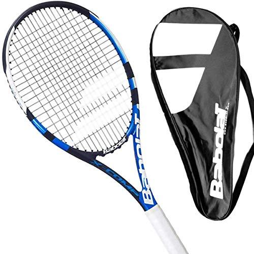 Babolat X-Comp blau - Tennisschläger besaitet + Hülle - L3