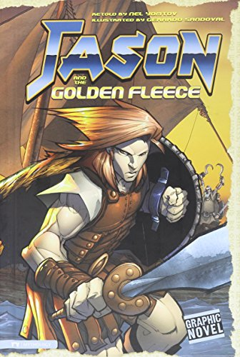 Jason and the Golden Fleece (Mythology)
