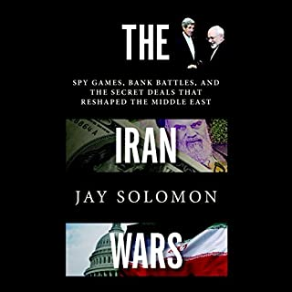 The Iran Wars audiobook cover art
