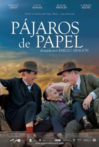Paper Birds ( Pájaros de papel ) [ NON-USA FORMAT, PAL, Reg.0 Import - Spain ] by Imanol Arias