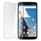 Protector de Pantalla Cristal Templado para Google Motorola Nexus 6 Máxima Dureza 9H Glass Tempered Premium Case. Wo! Accesorios®