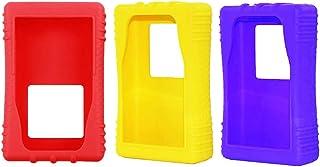 KESOTO Paquete De 3, Estuche Protector De Silicona Duradero para Analizador De Espectro Portátil