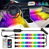 Interior Car Lights, CT Capetronix RGBIC Car Accessories, Dreamcolor LED...
