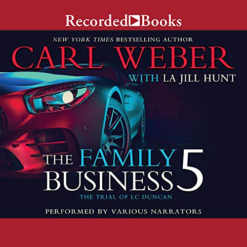 The Family Business 5 audiobook cover art