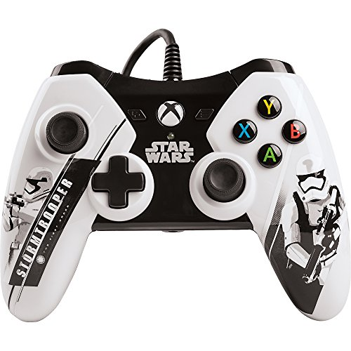 PowerA Manette 'Star Wars' Episode 7 - Storm Trooper pour Xbox One