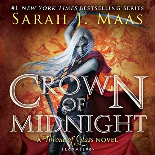 Page de couverture de Crown of Midnight