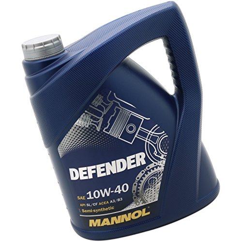 4-Takt Motoröl DEFENDER 5 Liter SAE 10W-40