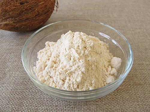 10 x 1 kg Kokosmehl | teilentölt | gemahlen | Glutenfrei | Cocos | Mehl | Kokos | Backen | 10 kg