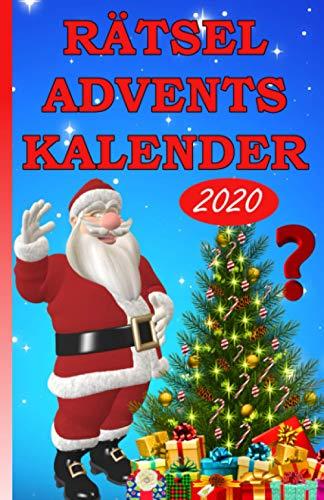 Rätsel Adventskalender 2020: Labyrinthe, Suchbilder, Sudoko, Shikaku, Domino und mehr. Hier bleibt kein Wunsch offen.
