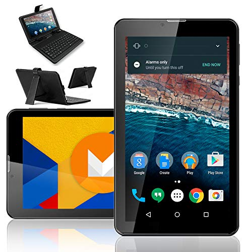 7-inch Phablet Smart Phone + TabletPC Android 6.0 Marshmallow Bluetooth GPS WiFi Unlocked!