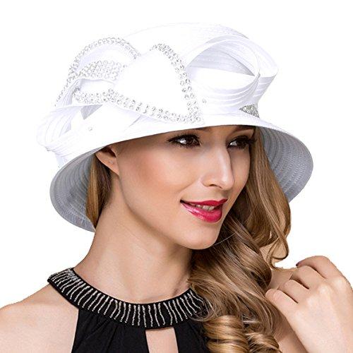 Floral Tea Party Bucket Hat