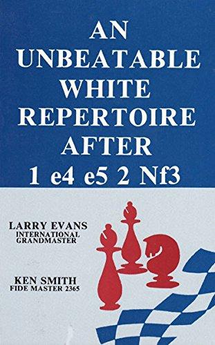 The House of Staunton, Inc. An Unbeatable Blanco Repertorio después 1E4E52. NF3