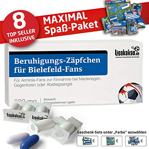 Alles für Bielefeld-Fans by Ligakakao.de vereins-Fahne ist jetzt das MAXIMAL SPAß Paket