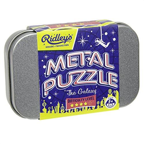 Ridley de rid169 Utopia Galaxy Puzzle en métal