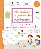 Ma méthode de grammaire Montessori