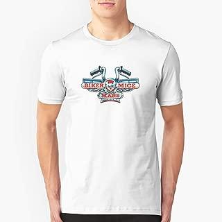 Biker mice from Mars Slim Fit TShirtT shirt Hoodie for Men, Women Unisex Full Size.