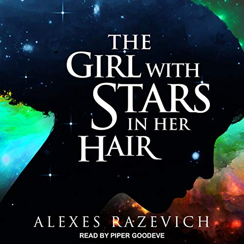 『The Girl with Stars in Her Hair』のカバーアート
