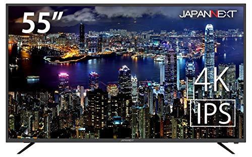 JAPANNEXT JN-IPS5500TUHD 4K 55インチ液晶ディスプレイ UHD