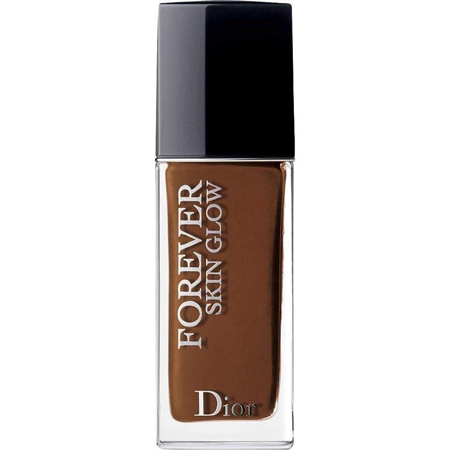 サンダル項目節約[Dior ] ディオール永遠に皮膚グロー皮膚思いやりの基礎Spf35 30ミリリットルの9N - ニュートラル(肌の輝き) - DIOR Forever Skin Glow Skin-Caring Foundation SPF35 30ml 9N - Neutral (Skin Glow) [並行輸入品]
