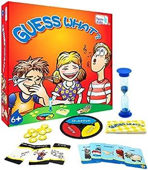 Minidiva Quick Question Card Game