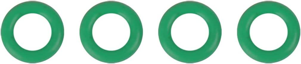 20 Unidades 18 x 1 mm X AUTOHAUX Junta de Junta t/órica Universal de Goma Verde para Coche