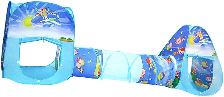 B Blesiya 3-Teiliges Faltbar Pop-up Spielhaus Kinderzelt Spielzelt mit Krabbel Tunnel für Zuhause und im GartenB07MH4XMWCSehr gelobt und vom Publikum der Verbraucher geschätzt  | Charakteristisch
