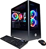 CyberPowerPC - Gamer Xtreme Gaming Desktop - Intel Core i7-10700F - 16GB Memory - GeForce RTX 3060-1TB HDD + 500GB SSD