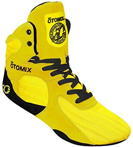 Otomix Stingray Escape Fitness Schuh Sneaker - Gelb/Yellow (EU 44)