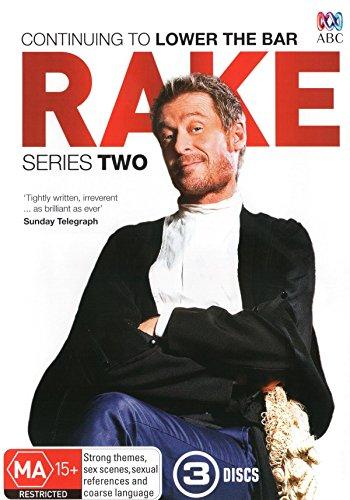 Rake - Series 2 (3 DVDs)