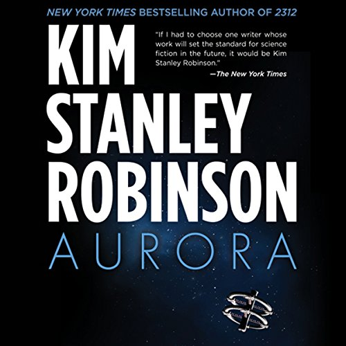 Aurora audiobook cover art